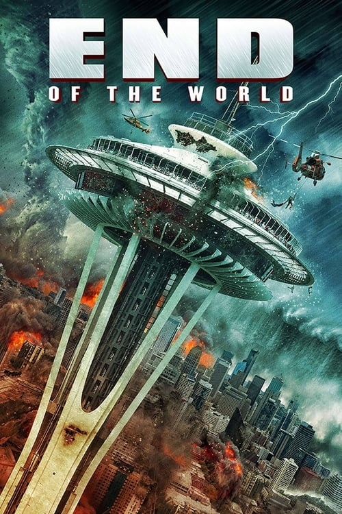 End of the World (2018) Poster