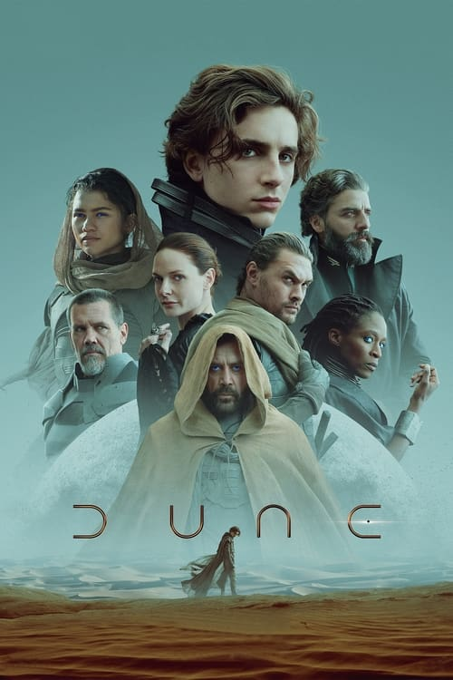 Dune in IMAX Movie Poster