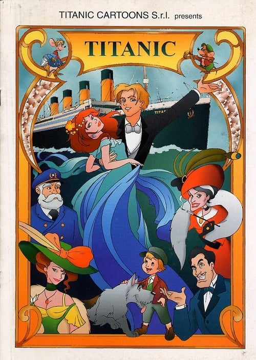 Titanic: The Legend Goes On... (2000) Poster
