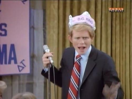 Happy Days: Season 7 – Episod King Richard's Big Night
