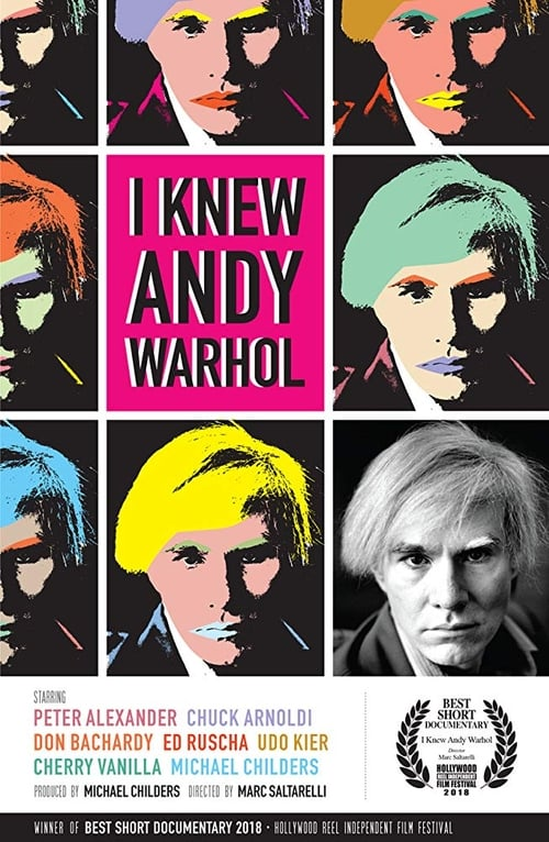 I Knew Andy Warhol