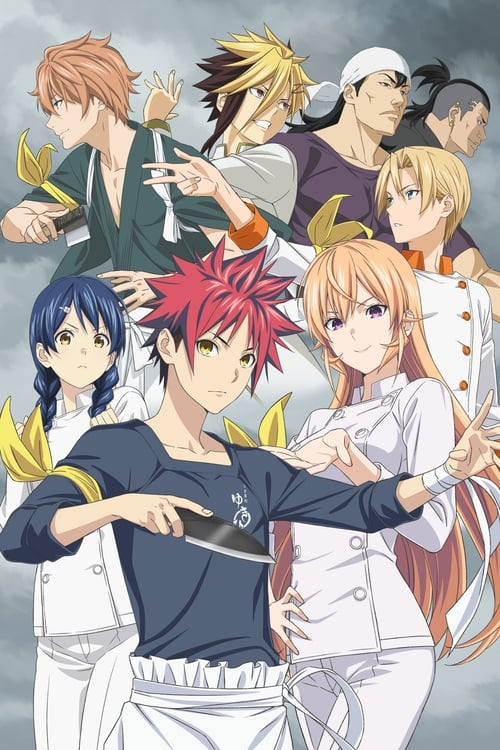 Food Wars Shokugeki No Soma: The Fourth Plate