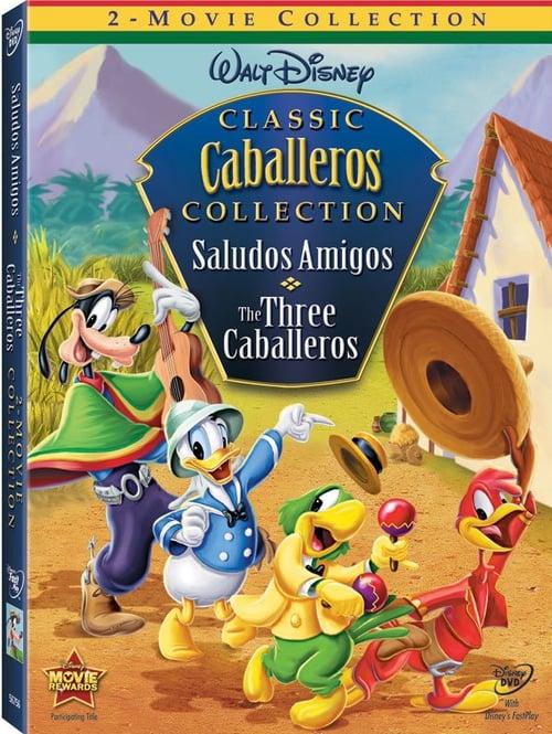 Saludos Amigos / Three Caballeros MEGA
