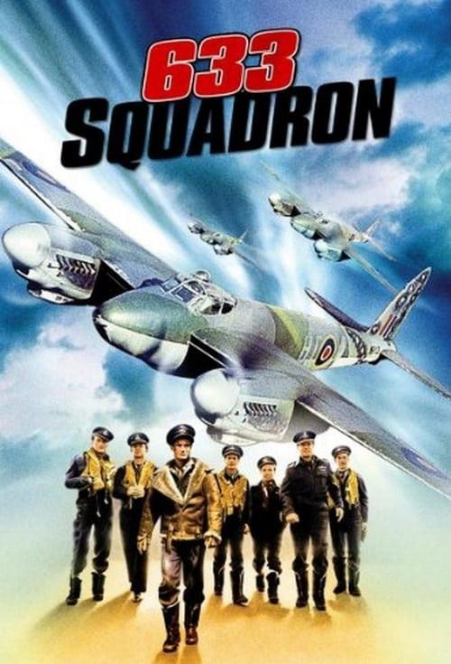 Streaming 633 Squadron (1964) Movie Free Online