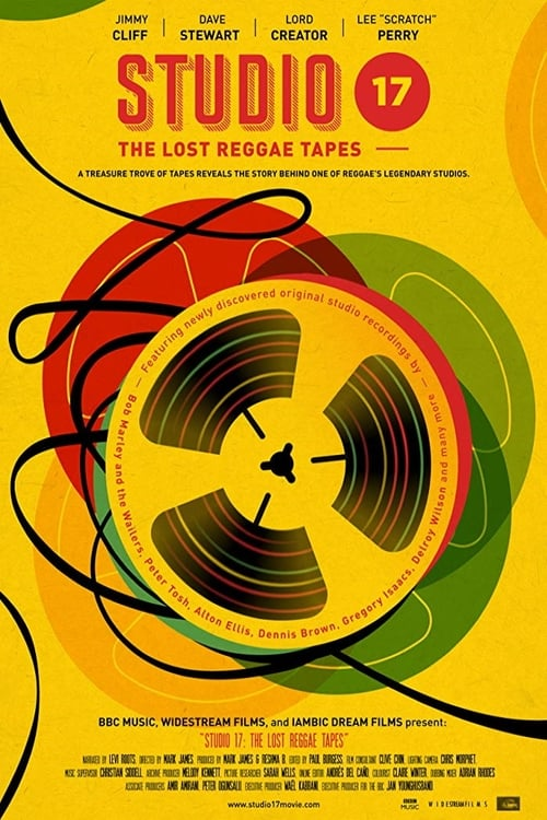 Studio 17: The Lost Reggae Tapes