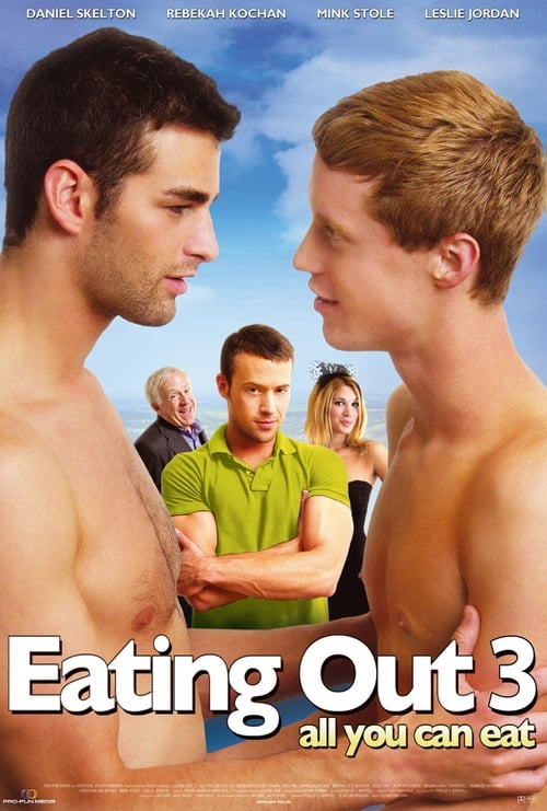 Eating Out 3 - all you can eat!