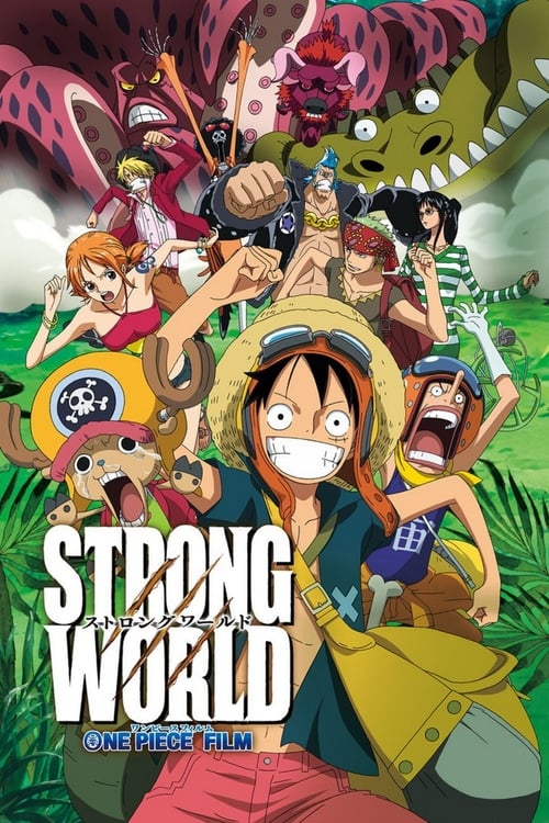 [1080p] One Piece, film 10 : Strong World (2009) Streaming HD FR