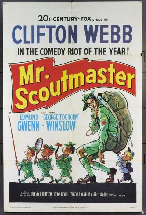 Mister Scoutmaster MEGA