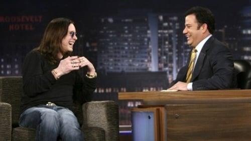 Jimmy Kimmel Live!: Season 8 – Episod Ozzy Osbourne, Barry Manilow