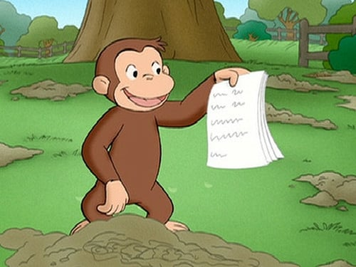 Curious George: Season 1 – Episod Squirrel For a Day