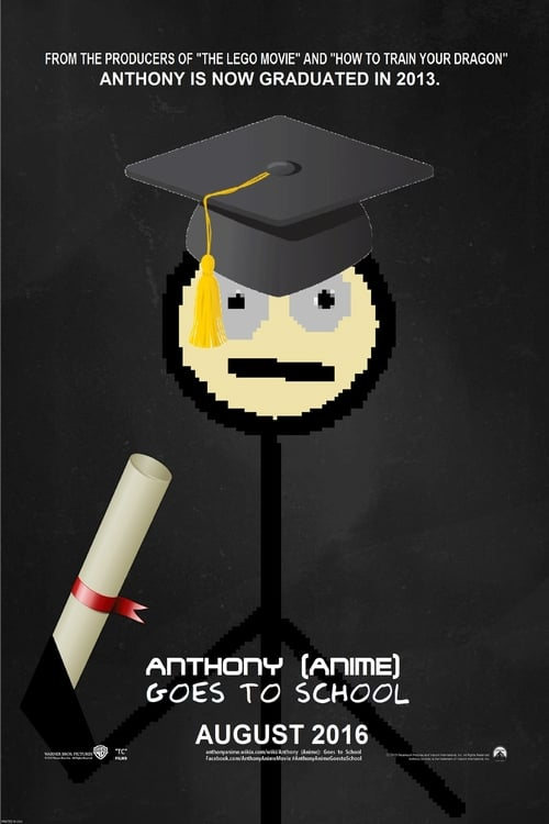 Anthony (Anime): Goes to School