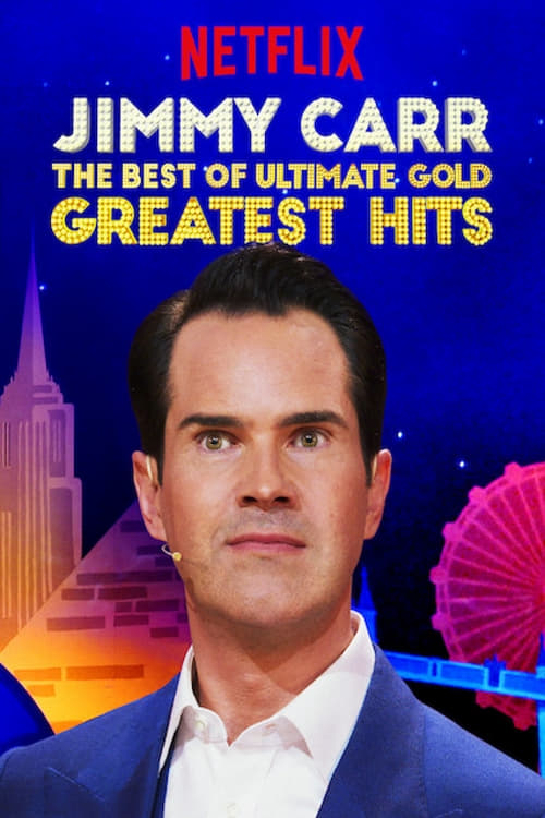 Jimmy Carr: The Best of Ultimate Gold Greatest Hits - Poster