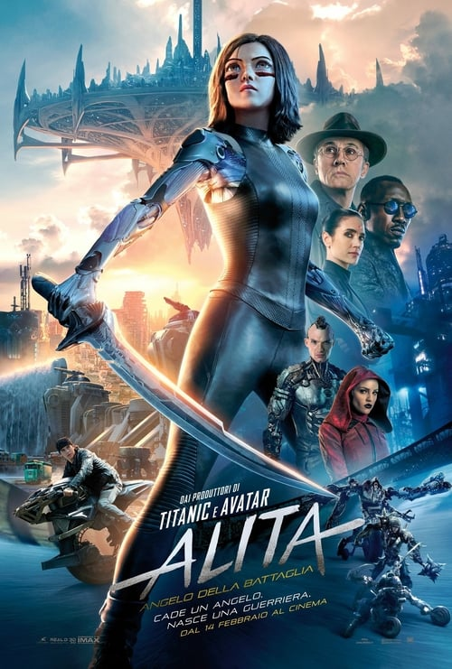Regarder Alita : Battle Angel Film Complet Streaming VF Français