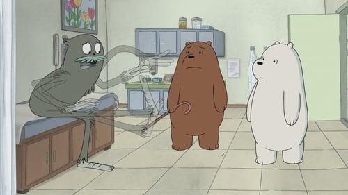 We Bare Bears 2017 Amazon Prime: Season 3 – Episode Charlie's Big Foot