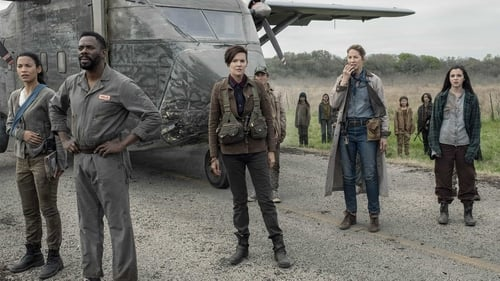 Fear the Walking Dead - Season 5 - Episode 8: Is Anybody Out There?