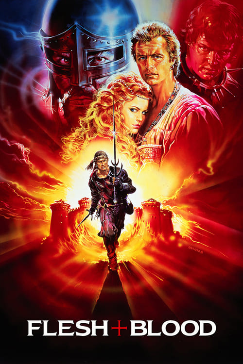 Download Flesh + Blood (1985) Full Movie