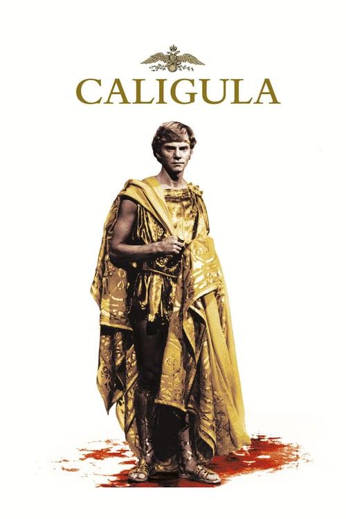 The poster of Caligula