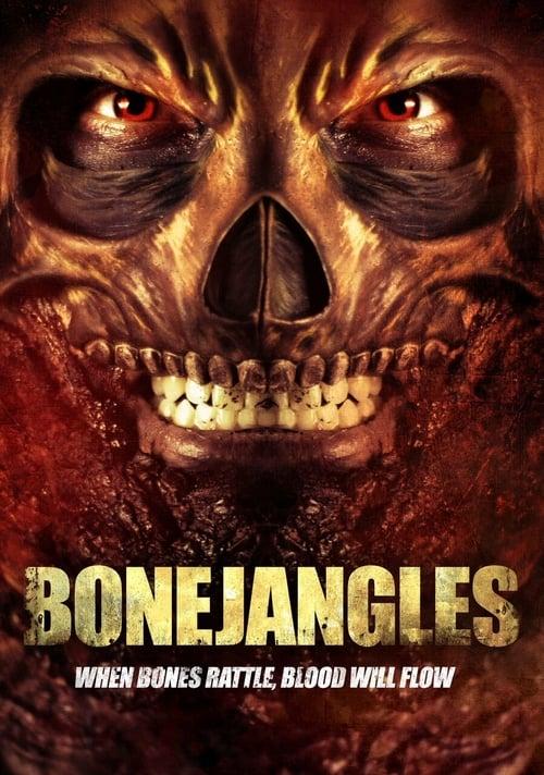 The poster of Bonejangles