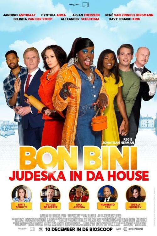 Bon Bini Judeska in da house (2020) Poster