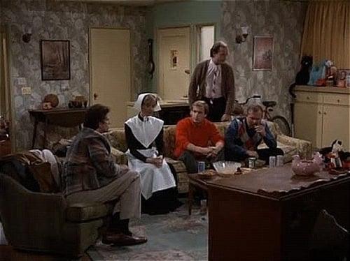 Cheers: Season 5 – Episod Thanksgiving Orphans