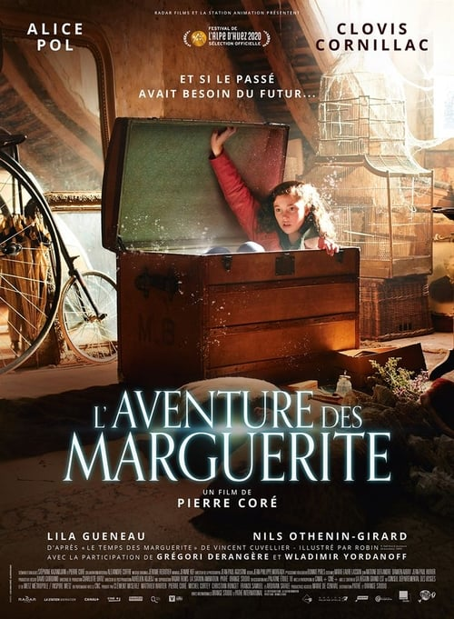 The Fantastic Journey of Margot & Marguerite What Time