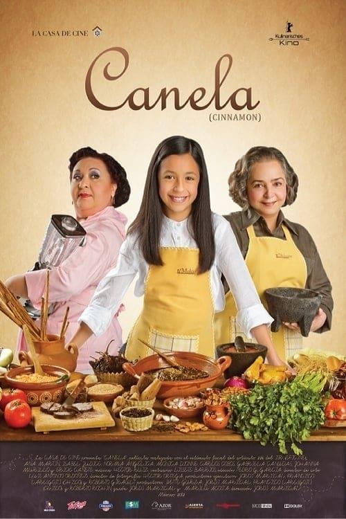 Canela (2013) Poster