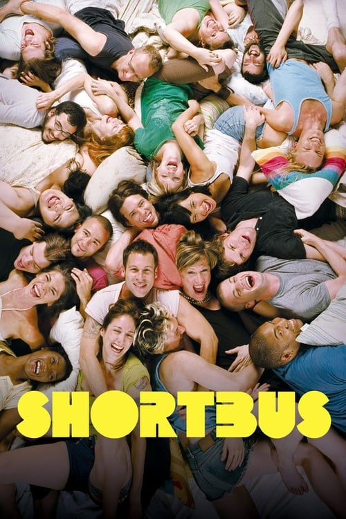 The poster of Shortbus