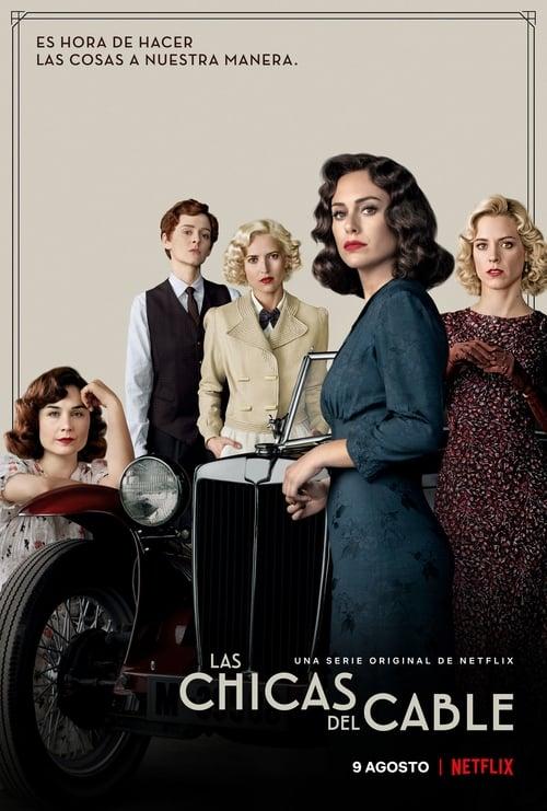 Cable Girls: Final Season: Part 1