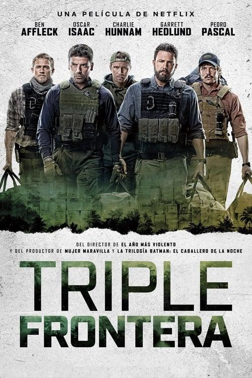 Película Triple frontera Doblada En Español
