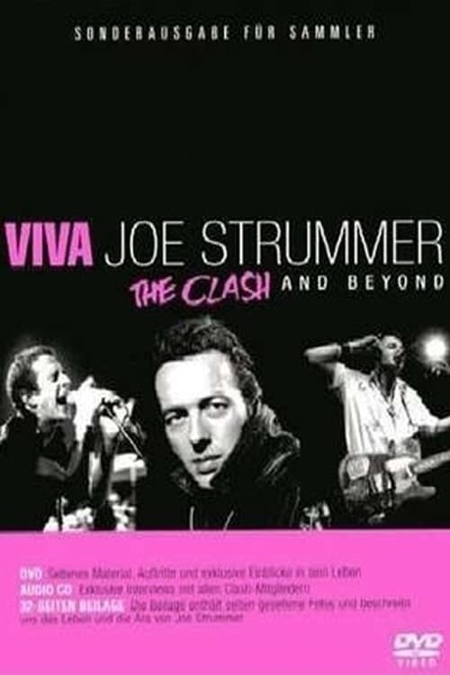 Filme Viva Joe Strummer: The Clash and Beyond Com Legendas On-Line