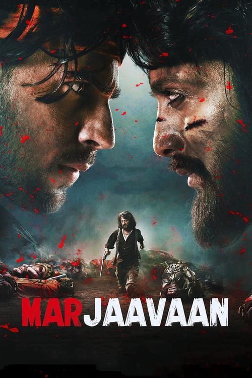 मरजावाँ Movie Poster