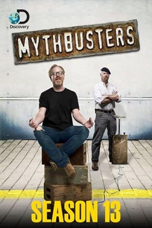 MythBusters: Season 13