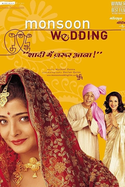 Largescale poster for Monsoon Wedding