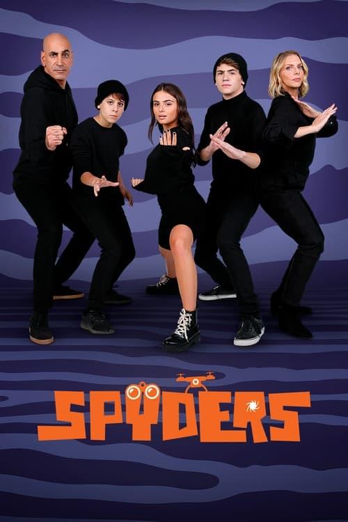 Spyders: Apprentis espions (2020)
