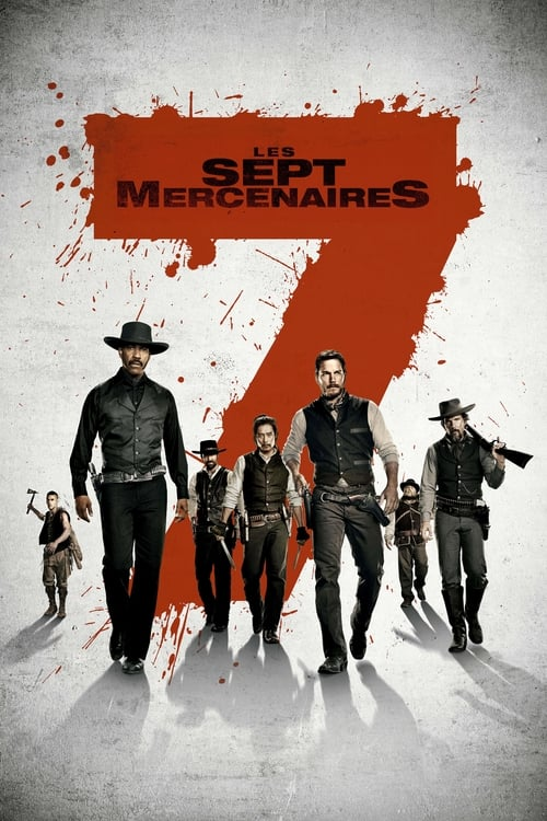 [VF] Les Sept Mercenaires (2016) streaming