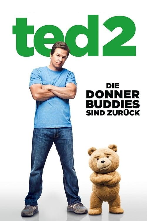 Poster von Ted 2