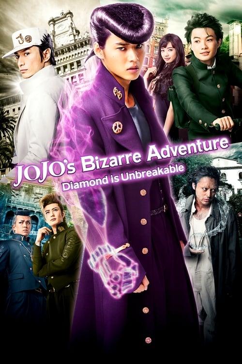 Watch JoJo's Bizarre Adventure: Diamond Is Unbreakable – Chapter 1 (2017) Full Movie