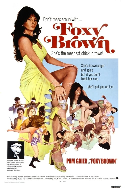 Download Foxy Brown (1974) Full Movie