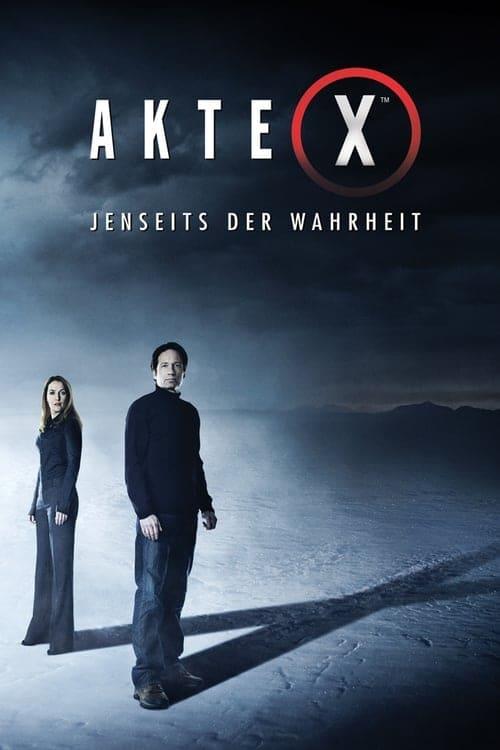 Poster von Akte X - Jenseits der Wahrheit