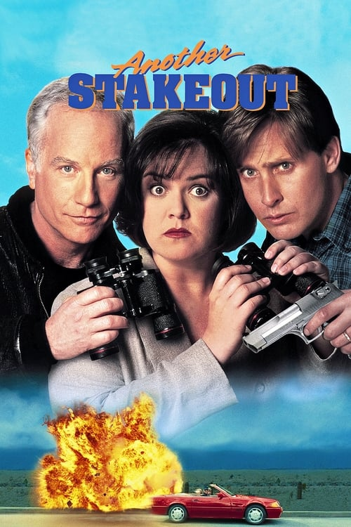 Another Stakeout (1993) Poster
