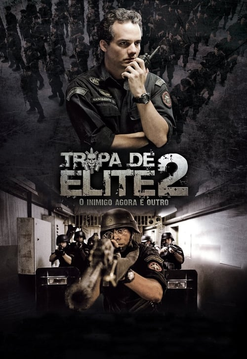 Streaming Elite Squad: The Enemy Within (2010) Full Movie