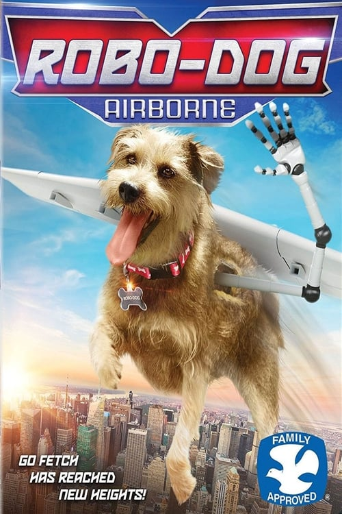 Robo-Dog Airborne (2017)