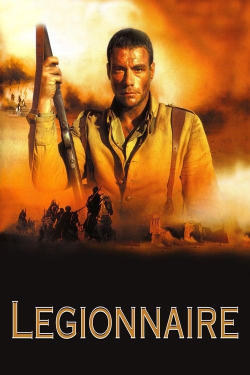 Legionnaire (1998) Poster