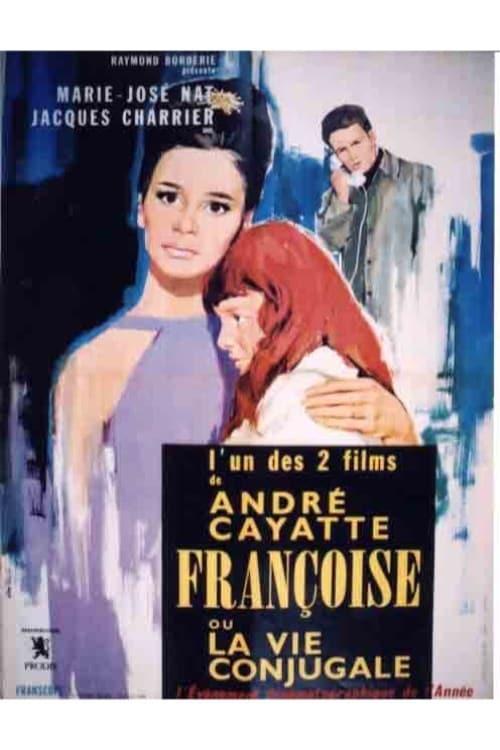Assistir Françoise ou La vie conjugale Em Boa Qualidade