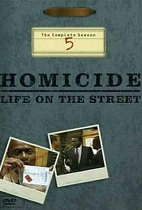 Homicide: Life on the Street Season 5