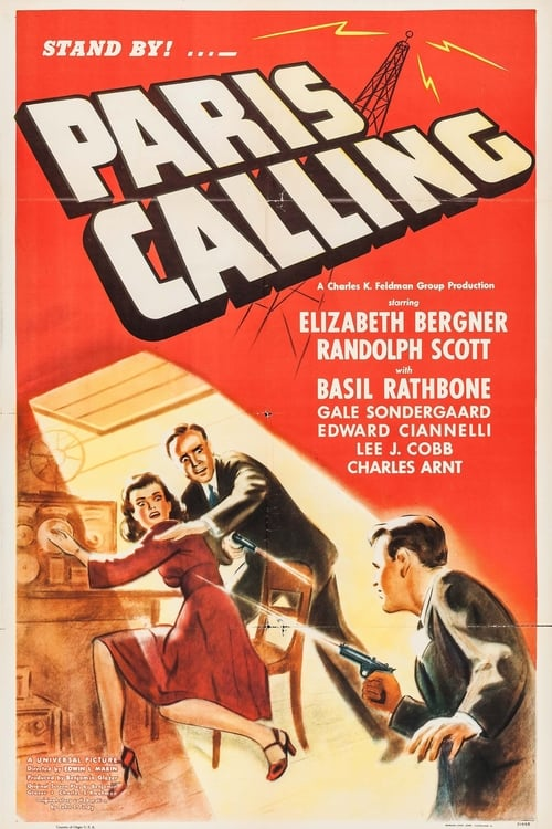 Assistir Paris Calling Grátis