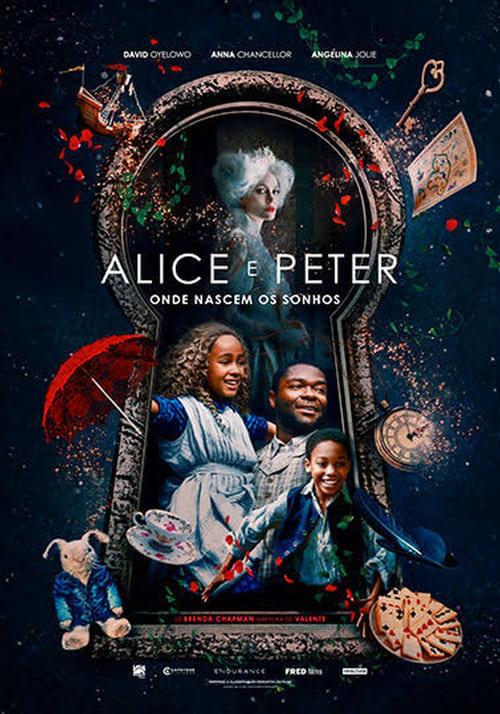 Assistir Alice e Peter: Onde Nascem os Sonhos - HD 720p Dublado Online Grátis HD