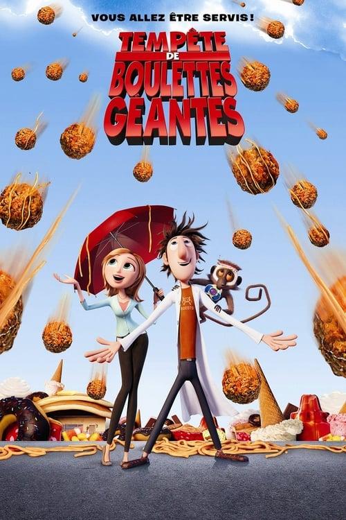 [HD] Tempête de boulettes géantes (2009) streaming vf hd