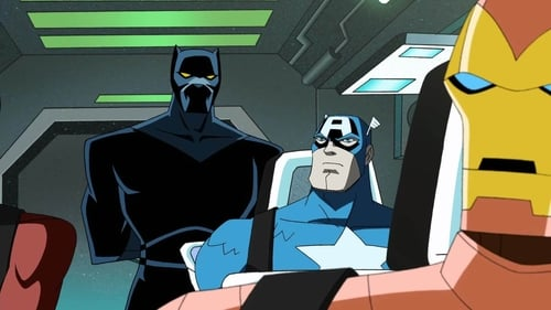 The Avengers: Earth's Mightiest Heroes: Season 1 – Épisode Panther's Quest