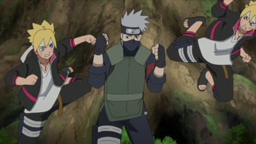 Assistir Boruto: Naruto Next Generations S01E36 – 1×36 – Legendado